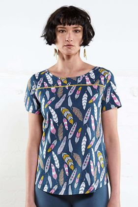 Picture of Nomads Feather T-Shirt