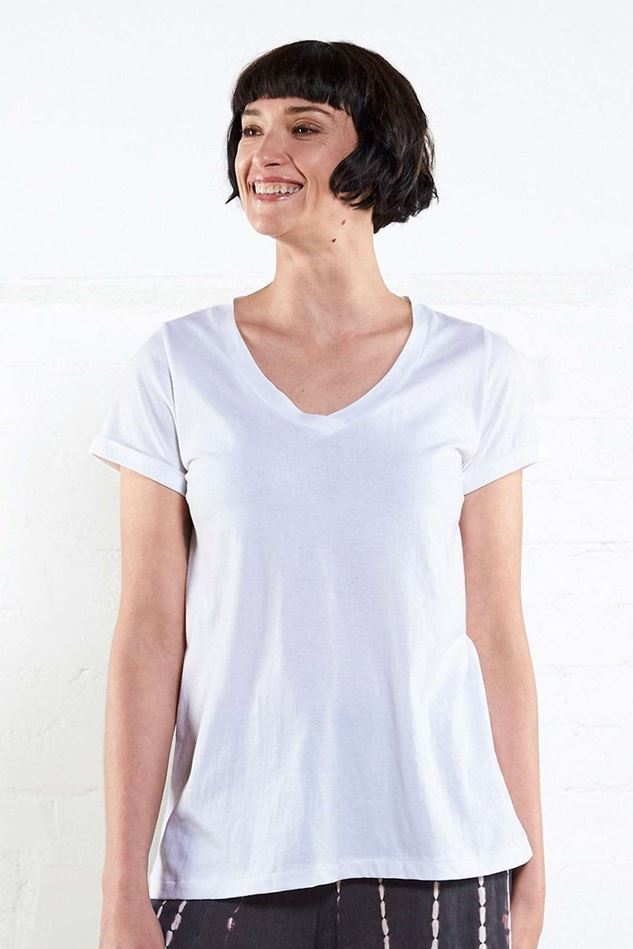 Picture of Nomads V Neck T-Shirt