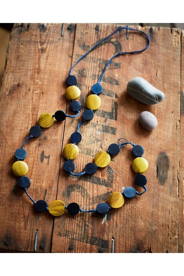 Picture of Mistral Disc Necklace