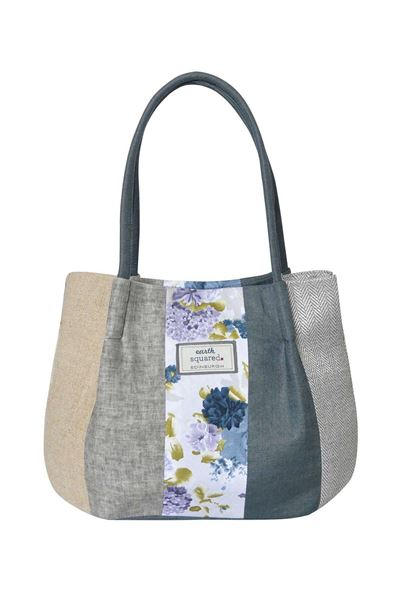 Picture of Earth Squared Patchwork Freya Bag