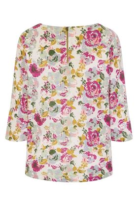 Picture of Mistral Painterly Rose Top