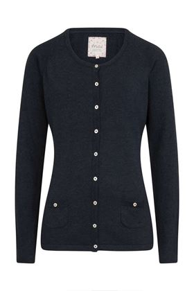 Picture of Mistral Pretty Pointelle Cardi