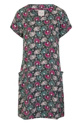 Picture of Mistral Sketchbook Flowers Print Tunic