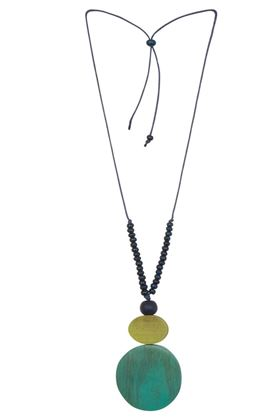 Picture of Mistral Three Disc Necklace