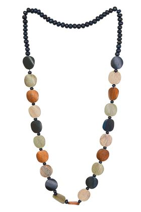 Picture of Mistral Tribal Disc Necklace