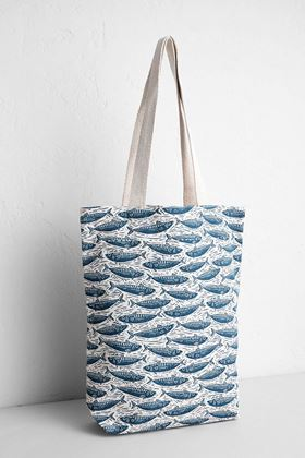 Picture of Seasalt Canvas Shopper