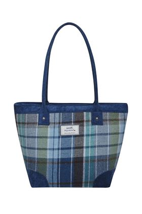 Picture of Earth Squared Harbour Tweed Tote Bag