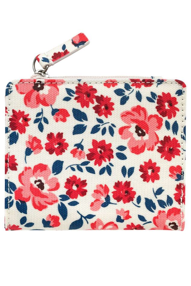 Picture of Cath Kidston Island Flowers Small Folded Purse /Coin Slot