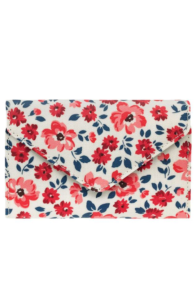 Picture of Cath Kidston Island Flowers Envelope Z Fold Wallet