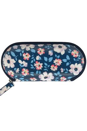 Picture of Cath Kidston Island Flowers Zip Around Glasses Case