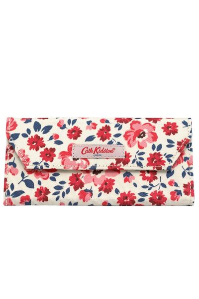 Picture of Cath Kidston Island Flowers Triangular Glasses Case