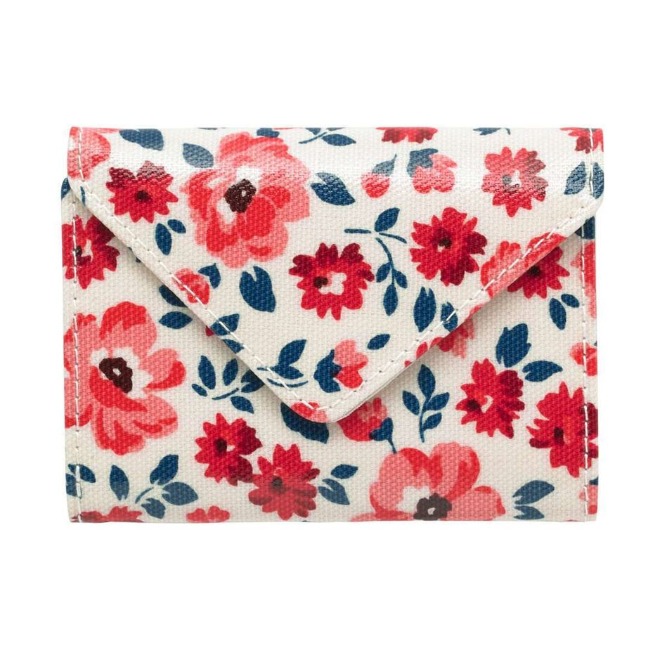 Picture of Cath Kidston Envelope Cardholder Island Flowers