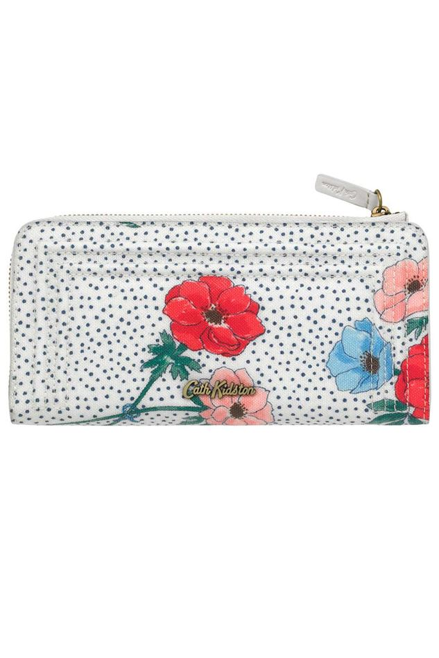 Picture of Cath Kidston Saltwick Bunch Folded wallet