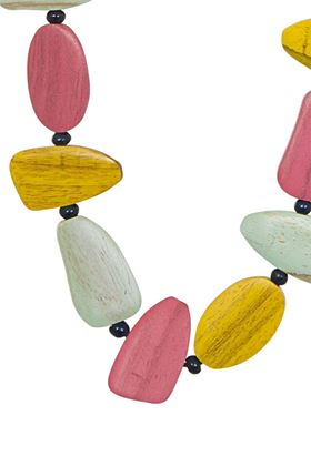 Picture of Three Pebble Necklace