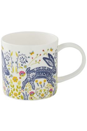 Picture of Ulster Weavers Straight Sided Mug Woodland Hare
