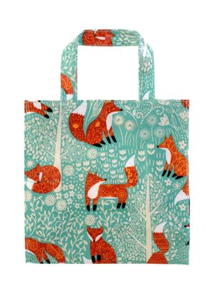 Picture of Ulster Weavers Foraging Fox Small PVC Gusset Bag