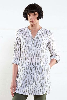 Picture of Nomads Printed Tunic Shirt