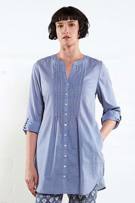 Picture of Nomads Plain Long Shirt