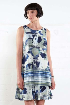 Picture of Nomads Tiered Dress