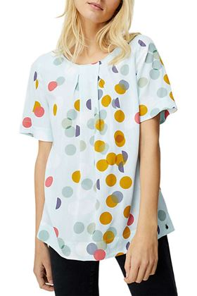 Picture of White Stuff Dotty Spotty Top