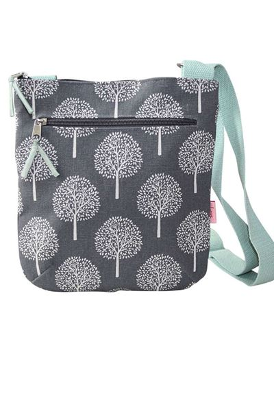 Picture of Lua Little Trees Large Messenger Bag