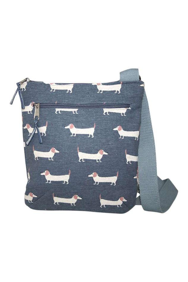 Picture of Lua Sausage Dog Messenger Bag
