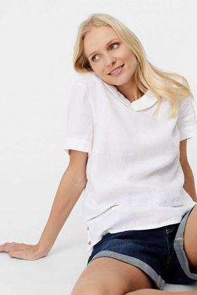 Picture of White Stuff Layla Linen Top