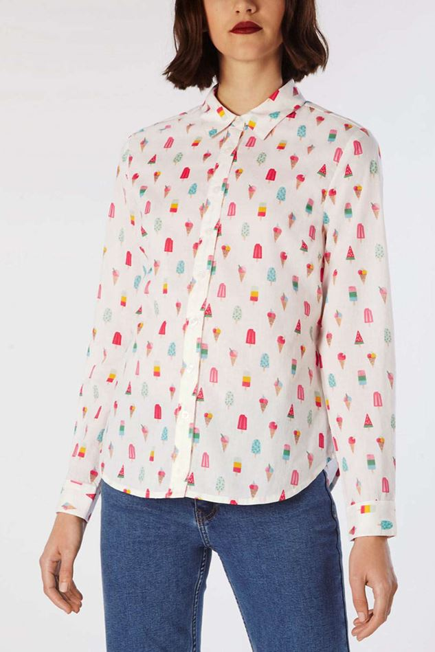 Picture of Cath Kidston Lollies Cotton Shirt