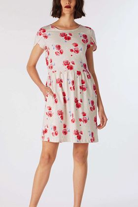 Picture of Cath Kidston Island Bunch Cotton Jersey Dress