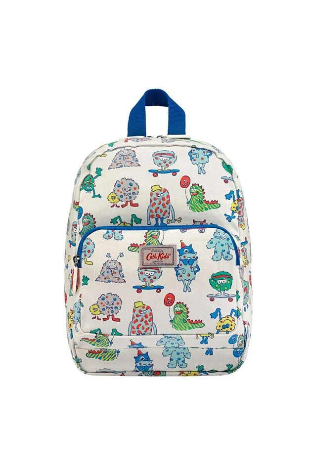 Picture of Cath Kidston Monsters Kid Medium Padded Backpack