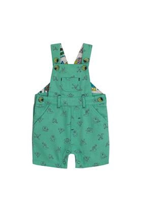 Picture of Cath Kidston Mono Monsters Baby Bibshort