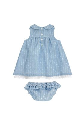 Picture of Cath Kidston Baby Broderie Anglaise Dress and Brief