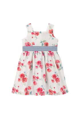 Picture of Cath Kidston Island Bunch Kids Square Neck Dress