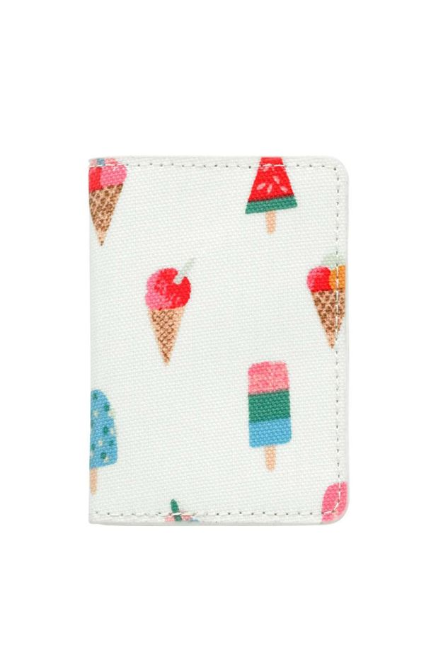 Picture of Cath Kidston Lollies Two-Fold Ticket Holder