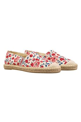Picture of Cath Kidston Island Flowers Classic Espadrilles