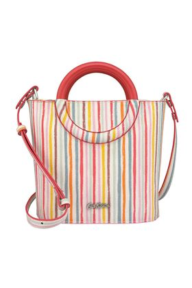 Picture of Cath Kidston Tresco Stripe Mini Grab Bucket Bag