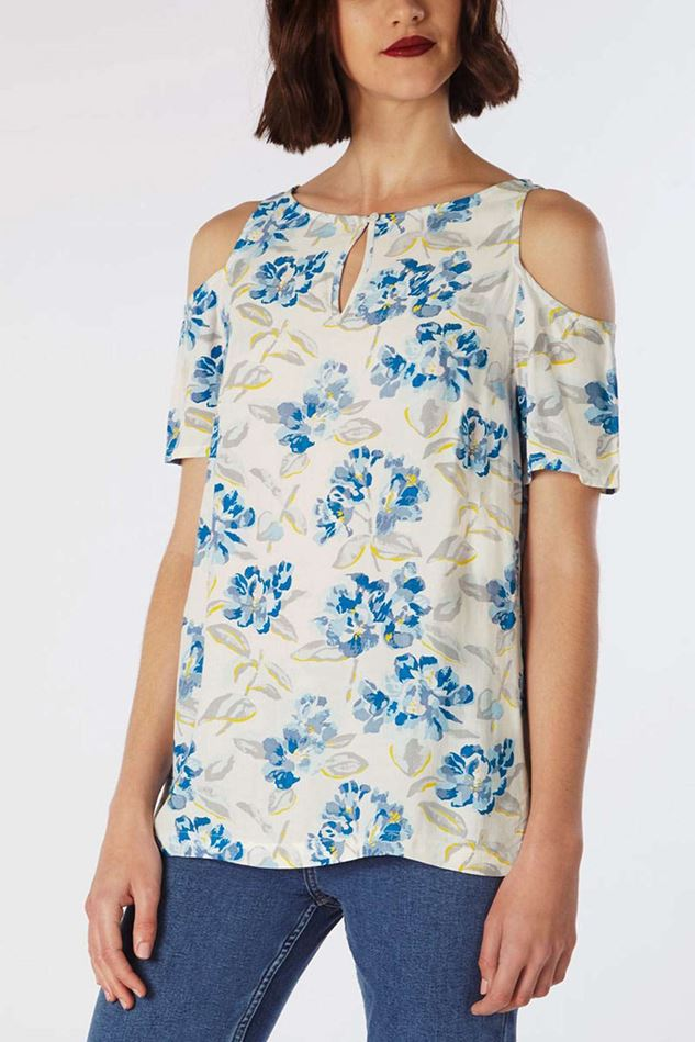 Picture of Cath Kidston Spring Bloom Sun Top