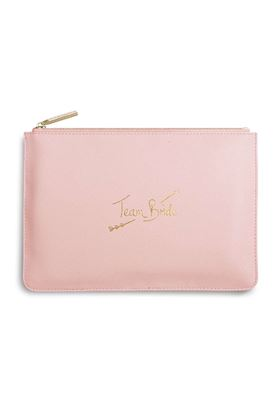 Picture of Katie Loxton 'Team Bride' Perfect Pouch