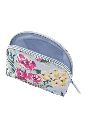 Picture of Cath Kidston Tropical Garden Half Moon Cosmetic Bag