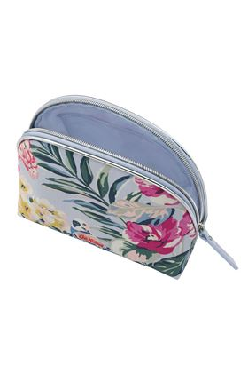 Picture of Cath Kidston Tropical Garden Half Moon Make Up Bag