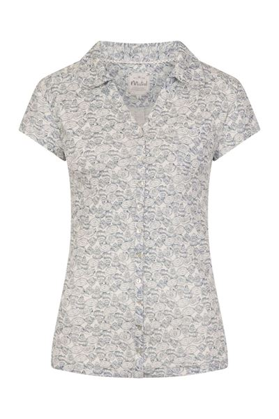 Picture of Mistral Lots of Shells Print Shirt