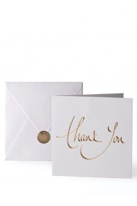 Picture of Katie Loxton Thank You Card