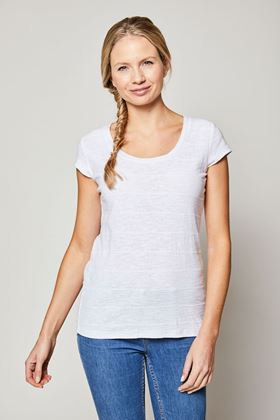 Picture of Lily & Me Surf Side Plain Tee
