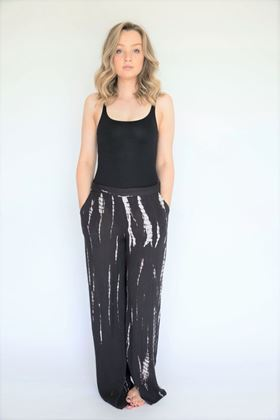 Picture of Nomads Tie Dye Wide Leg Trouser