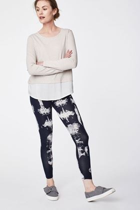 Picture of Thought Elsenore Bamboo Leggings