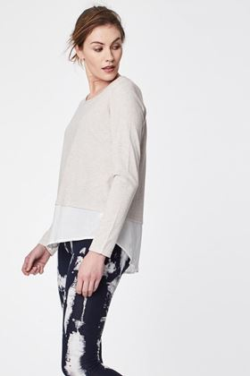 Picture of Thought Elowen Double Layer Top