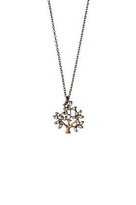 Picture of Pilgrim Skylar Rose Gold Plated Necklace