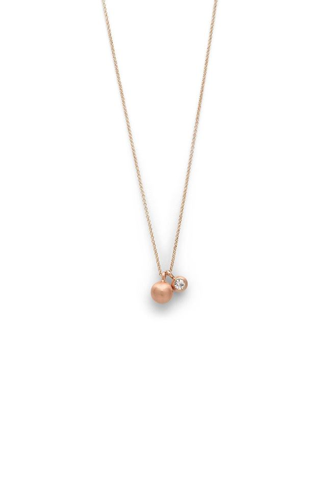 Picture of Pilgrim Darla Rose Gold Plated Necklace