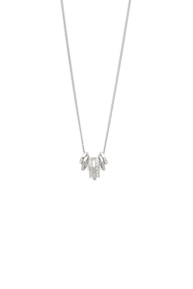Picture of Pilgrim Robyn Silver Plated Necklace