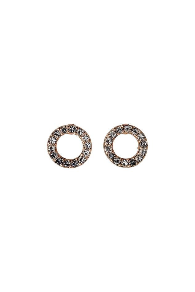Picture of Pilgrim Victoria Rose Gold Plated Earrings